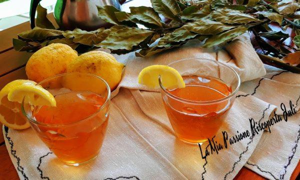 The limone e alloro