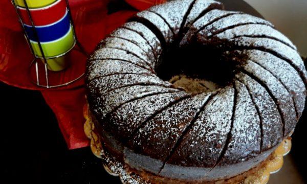 ciambellone al cioccolato fornetto versilia