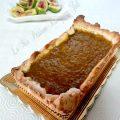 Crostata morbida con marmellata di fichi