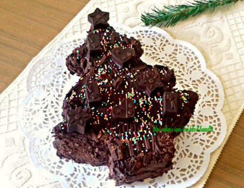 Torta Albero di Natale di Kammellia
