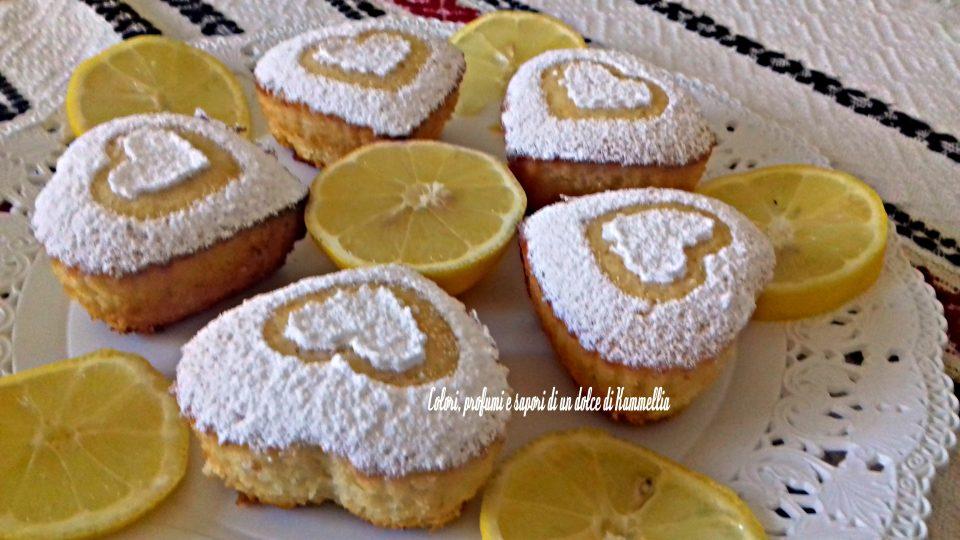 dolce delicato al limone