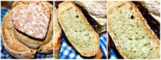 lasciare raffreddare il pane cotto