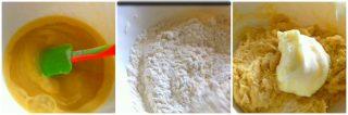 pan brioche mescolare gli ingredienti