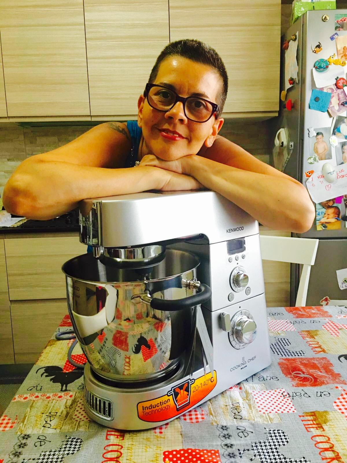 COLLABORAZIONE KENWOOD CHEF | In cucina con Frollina
