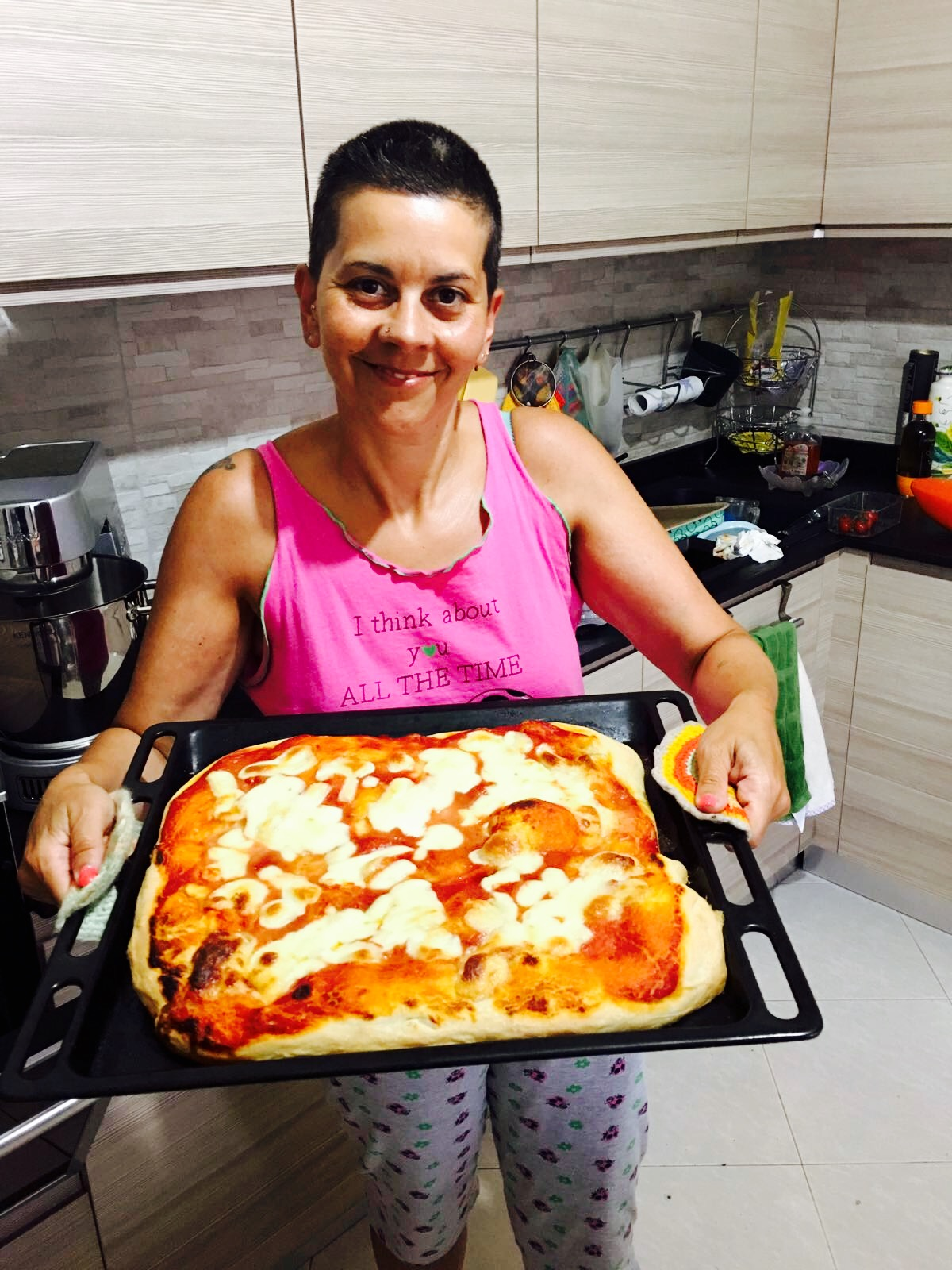 PIZZA HOME MADE