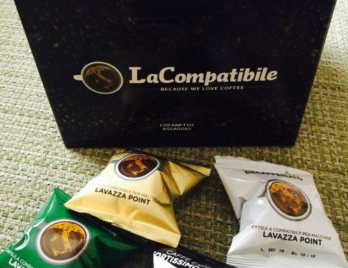 Recensione LaCompatibile caffè' per tutti i gusti