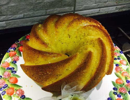 LEMON CAKE SENZA GLUTINE
