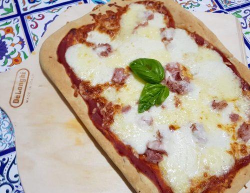 PIZZA IN TEGLIA GUSTOSISSIMA