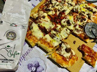 PIZZA BONCI IN TEGLIA IDRO 80%