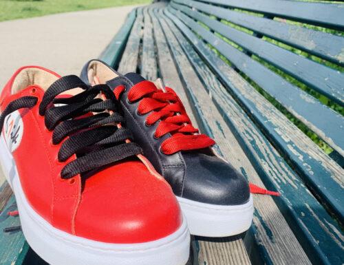 61IK le scarpe anticonvenzionali