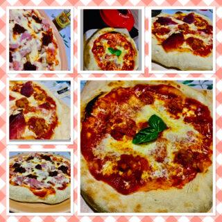 PIZZA CON IMPASTO GINO SORBILLO