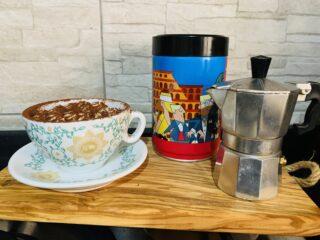 DOLCETTO CREMOSO RICOTTA E CAFFE'