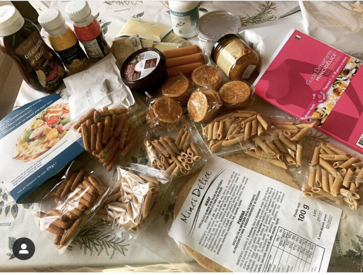 MINCI DELICE Lo specialista della dieta iperproteica