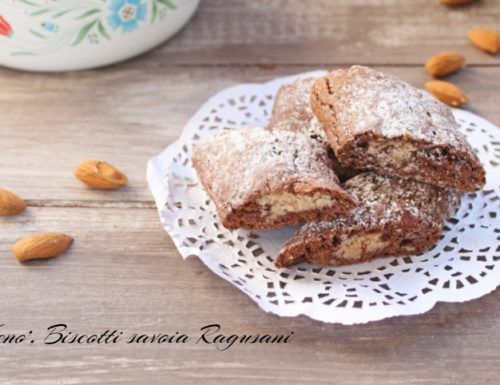 Biscotti Savoia Ragusani
