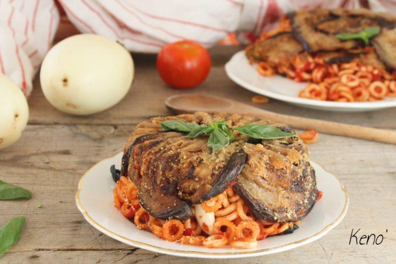 Anellini al forno-ricetta siciliana