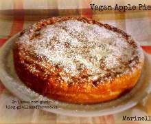 vegan applepie di annurche