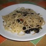 Spaghettoro aglio,olio e peperoncino