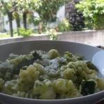 Zucchine grattugiate…in pasta