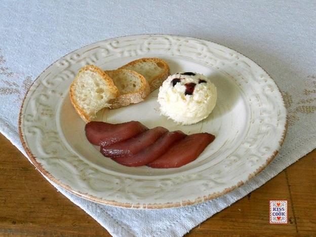 gelato al parmigiano (senza gelatiera)