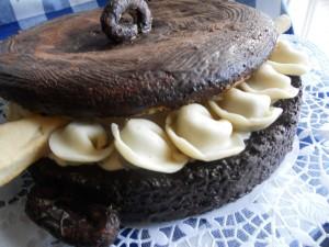 Una torta per il blog