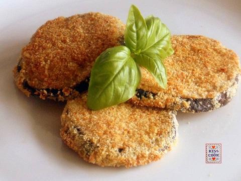 melanzane alla milanese al forno