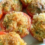 pomodori gratinati di kissthecook