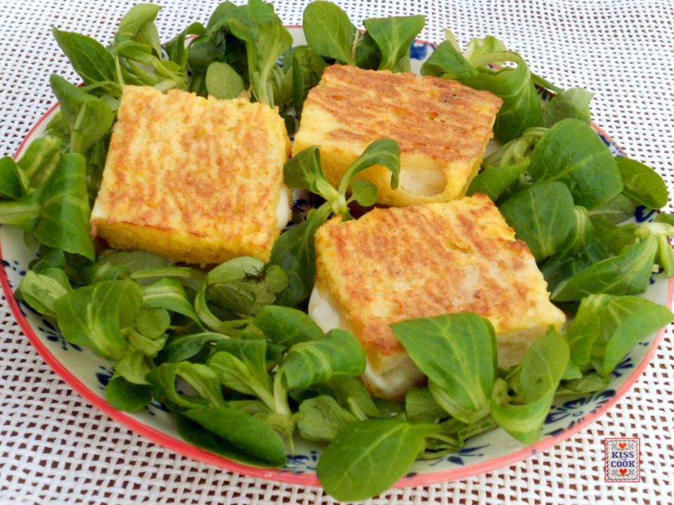 Mozzarella in carrozza al forno ricetta facile di kissthecook for Ricette mozzarella in carrozza al forno
