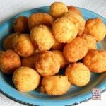 polpettine di ricotta e patate al limone