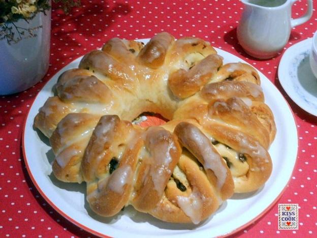 Ciambella alla cannella, ricetta per colazione