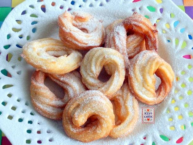 ciambelline - ricetta dolce