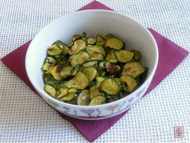 insalata di zucchine - ricetta facile