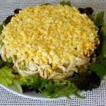insalata di pollo mimosa