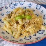 insalata di pasta con tonno al limone