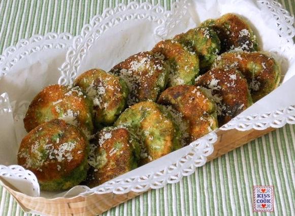 polpettine di spinaci