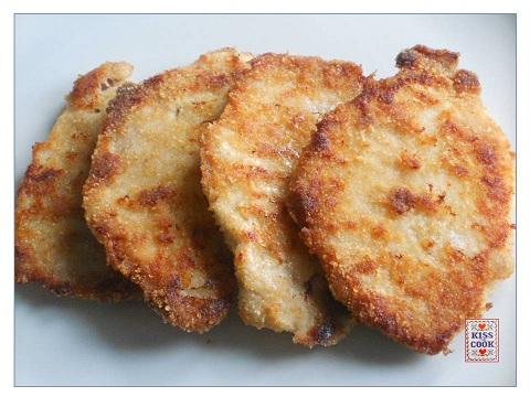 Milanesi (quasi) cotte in forno