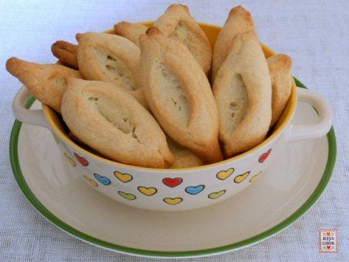 NAVETTES, BARCHETTE – ricetta biscotti