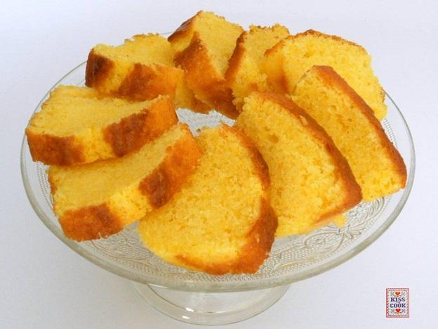 Panfrutto all' arancia