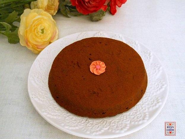 Torta morbida, tutto cioccolato