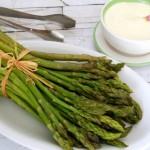 asparagi con maionese senza uova