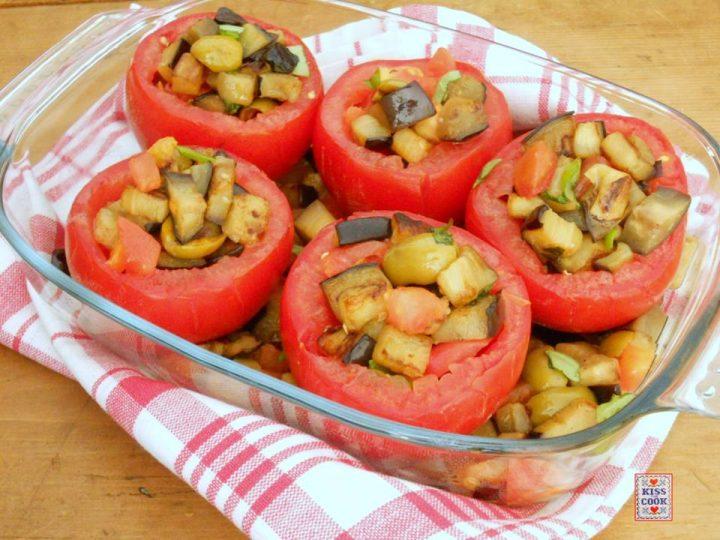 pomodori alle melanzane
