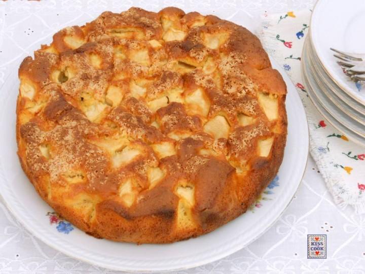 torta di mele della zia jaja