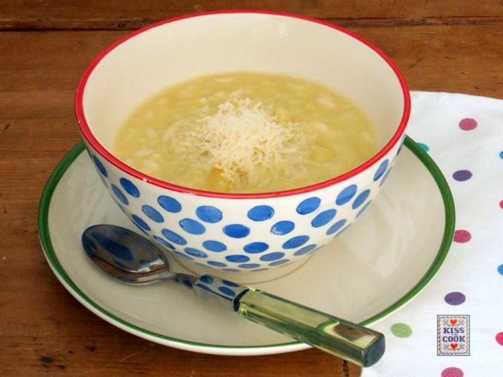 Risotto minestra di mestizia
