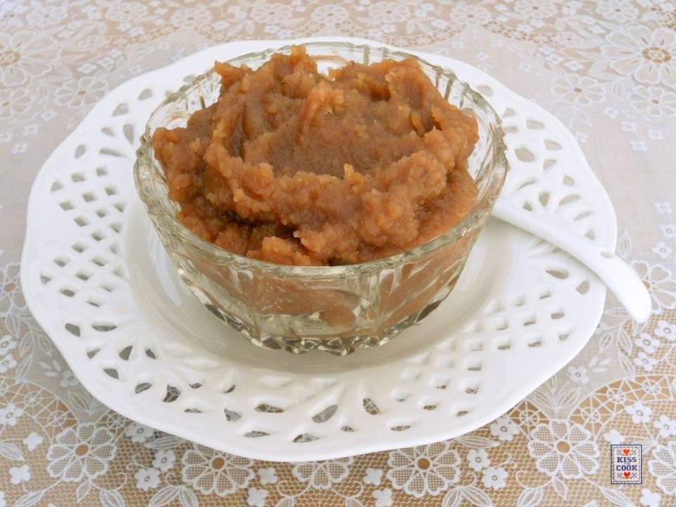 Marmellata di castagne
