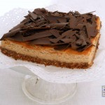 cheesecake alle castagne