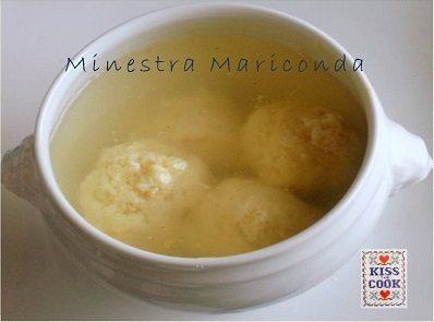 MARICONDA, minestra della tradizione lombarda
