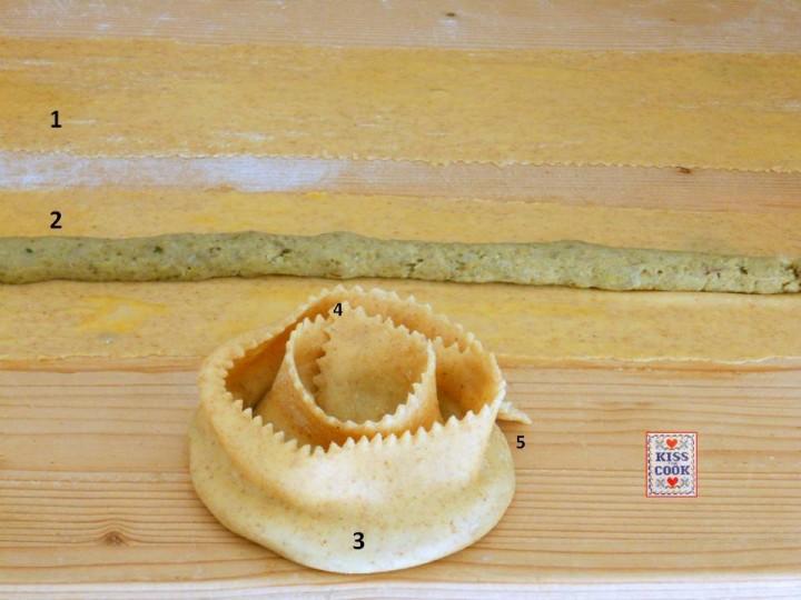 cannelloni a spirale