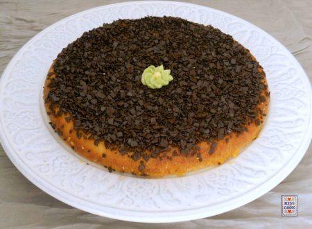 TORTA ALLA RICOTTA E NOCCIOLE