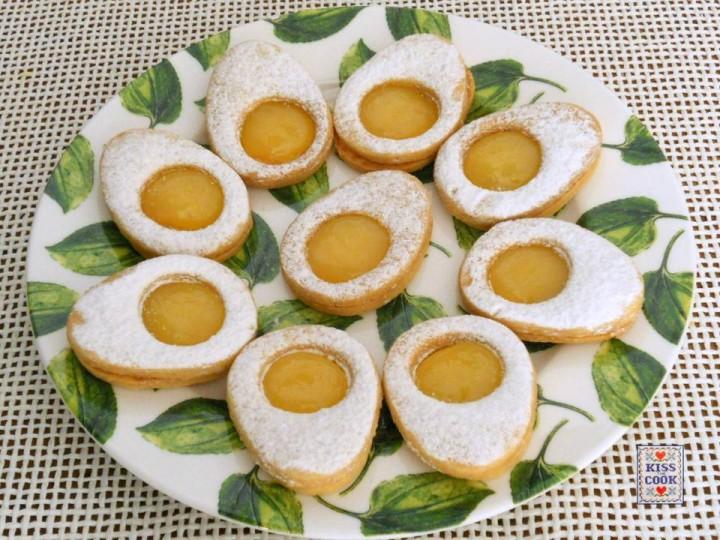 Biscotti ovetti di Pasqua