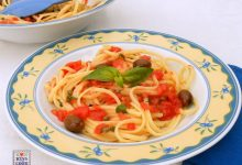 LINGUINE CRUDAIOLE