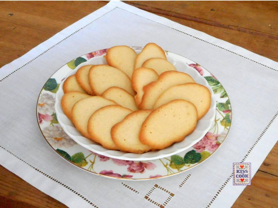 Ricetta Lingue Di Gatto.Lingue Di Gatto Senza Burro Biscottini Dai Molti Pregi Di Kissthecook
